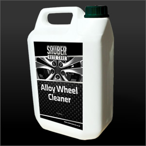 Sauber Alloy Wheel Cleaner